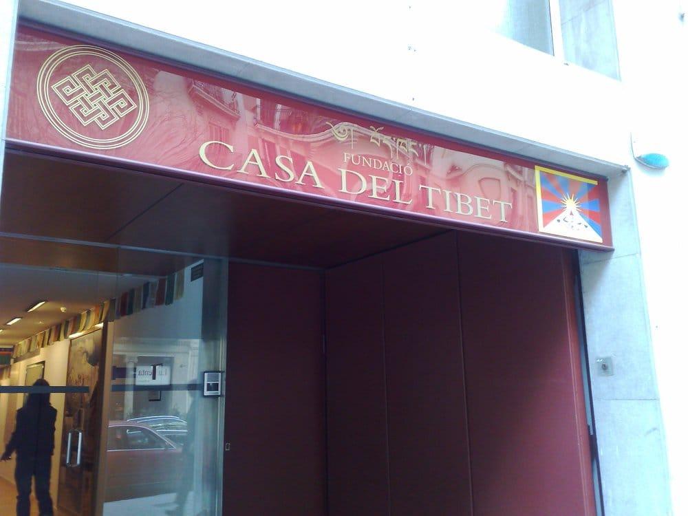 Casa Tibet  Social Clubs  Carrer del Rossell 181 LEixample Barcelona Spain  Phone