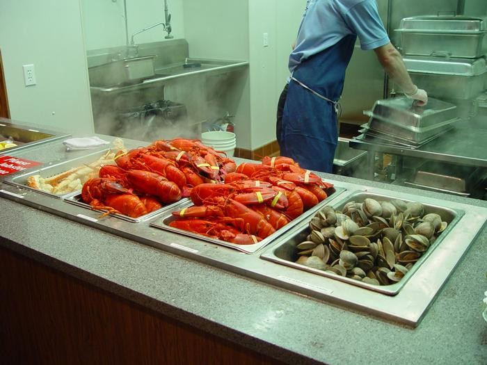 Buffet Near Me Lobster