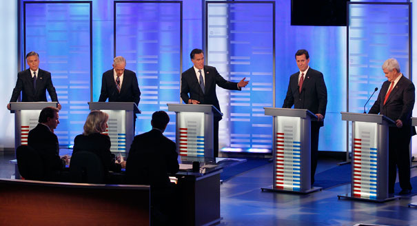 Fewer debates dumber reporters  POLITICO