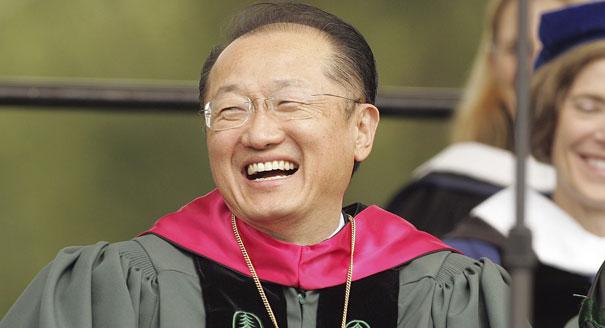 Image result for jim yong kim world bank