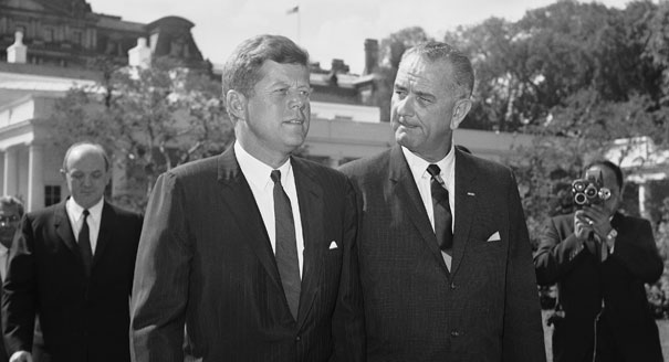 Caro revives KennedyJohnson feud  POLITICO