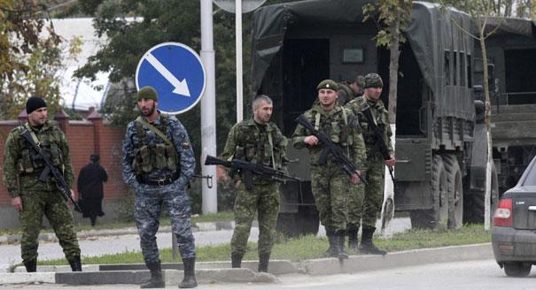 A primer on Chechen ties  POLITICO