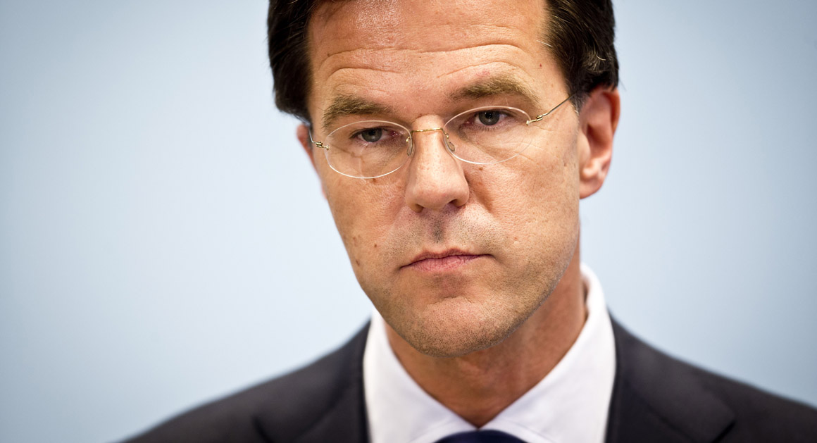 Time For the Dutch to Man Up  POLITICO Magazine