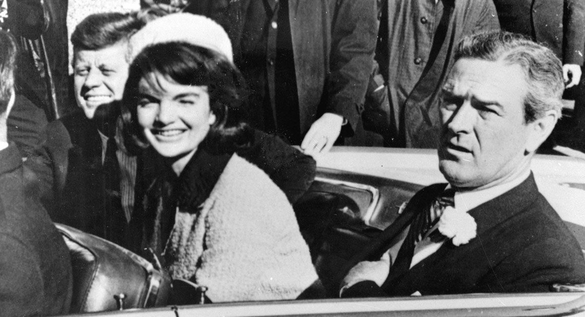Friday 1963 22 November