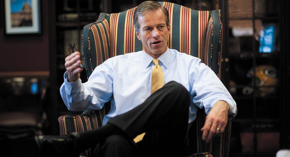 Thune No opening for a White House run  POLITICO