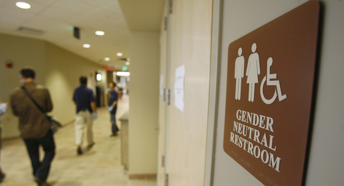 Latest White House feature Genderneutral restroom  POLITICO
