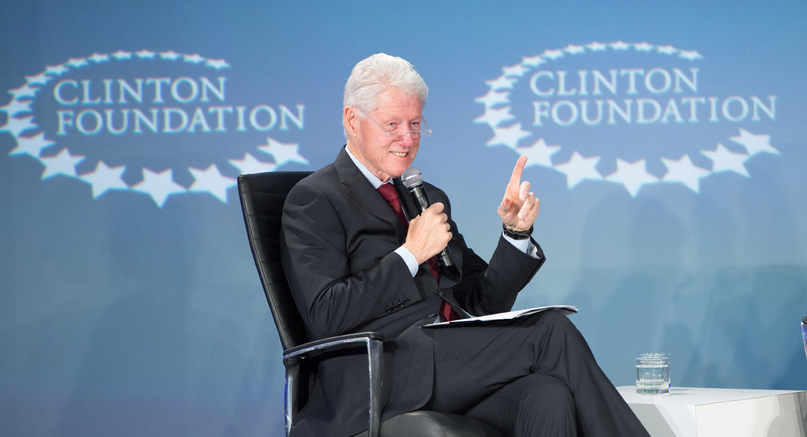 Clinton Foundation limits foreign donations  POLITICO