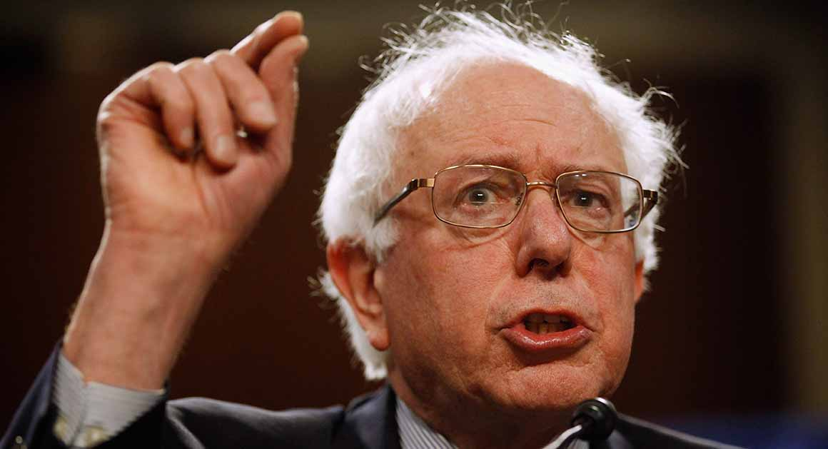 Image result for image of bernie sanders