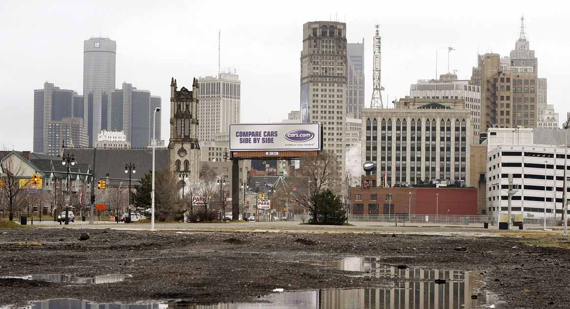 Why the GOP cares about Detroit  POLITICO
