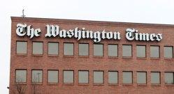 washington times ile ilgili görsel sonucu