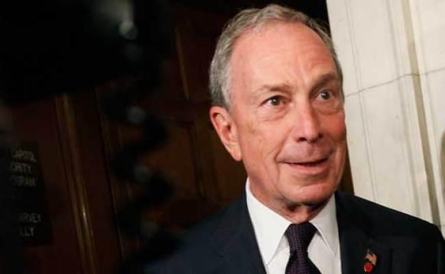 Bloomberg S Own 30m For Program Politico