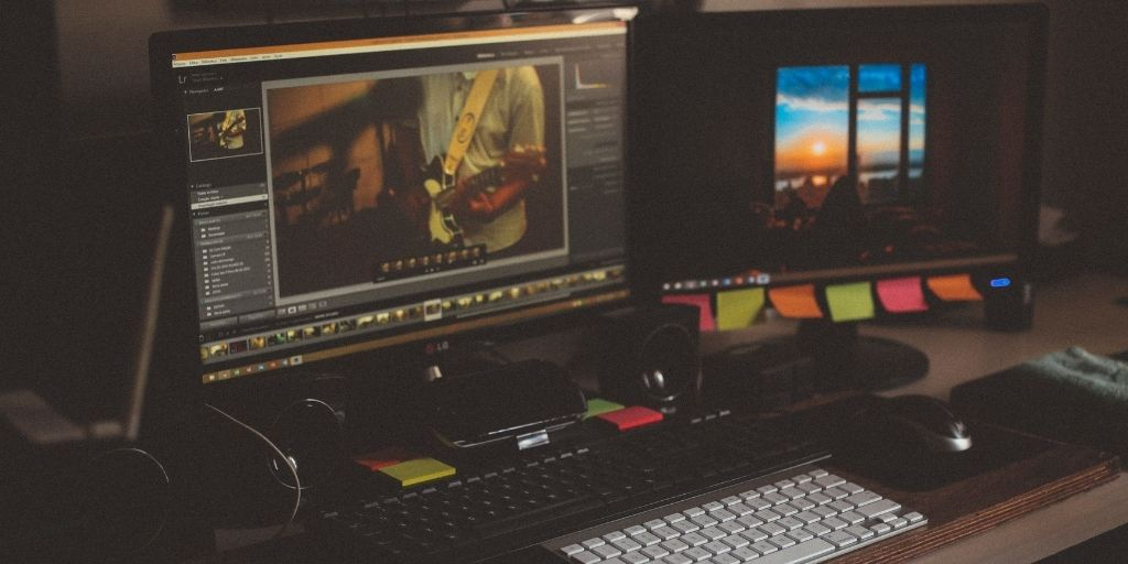 Best Monitors For Image Editing