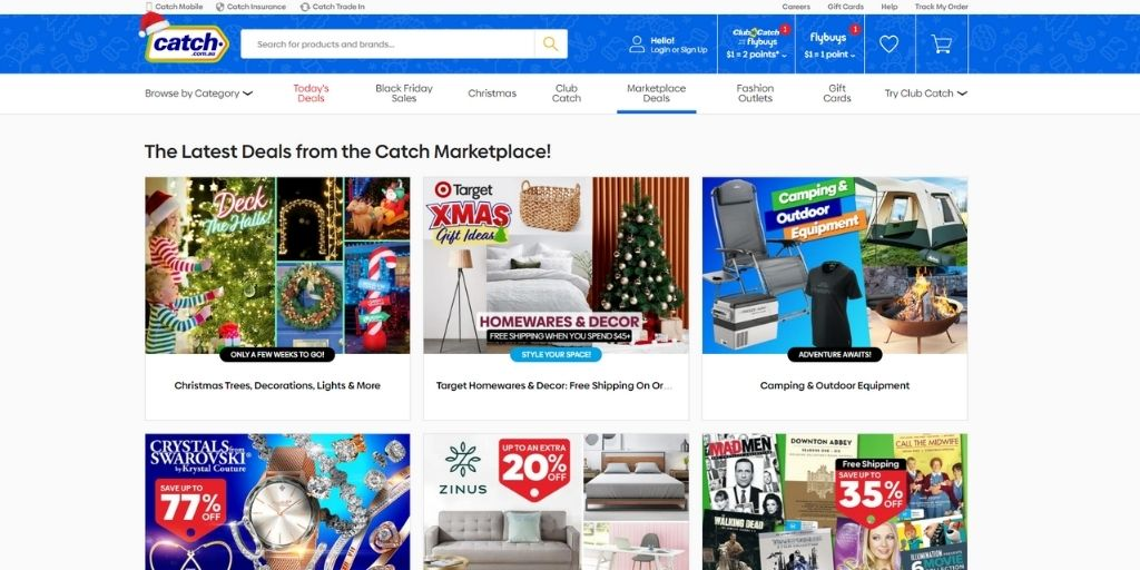 Sell on Catch Marketplace