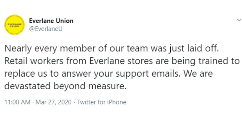 Everlane Union