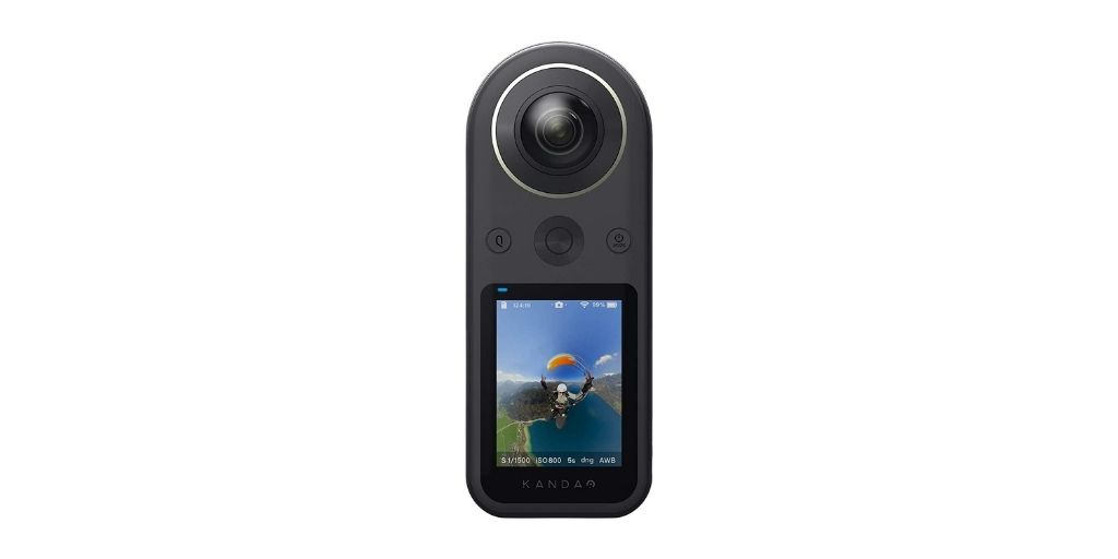 360 camera for photography