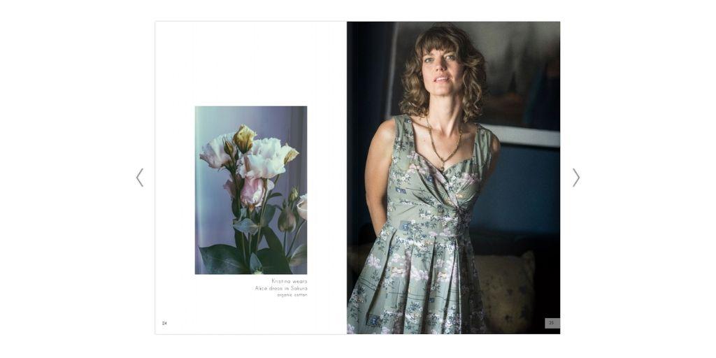 fashion lookbook inspiration