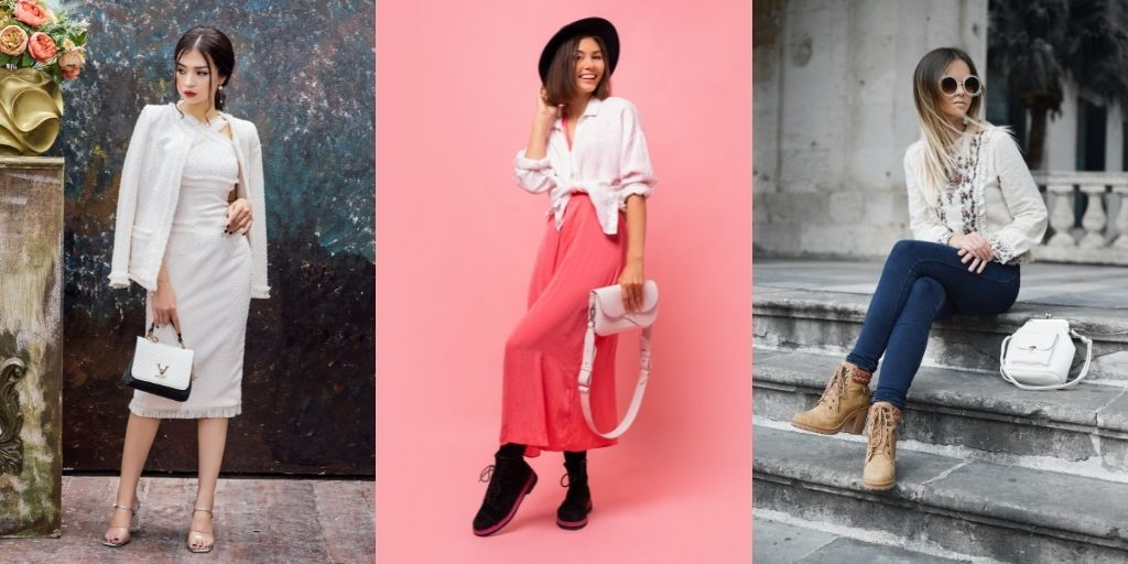 Hire a Fashion Model for Product Photography