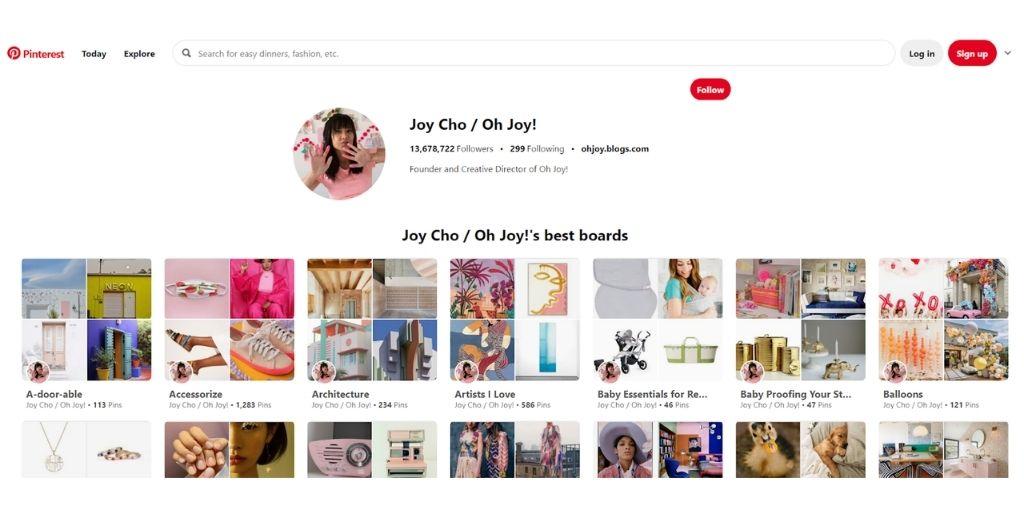 Pinterest Social Media Guide