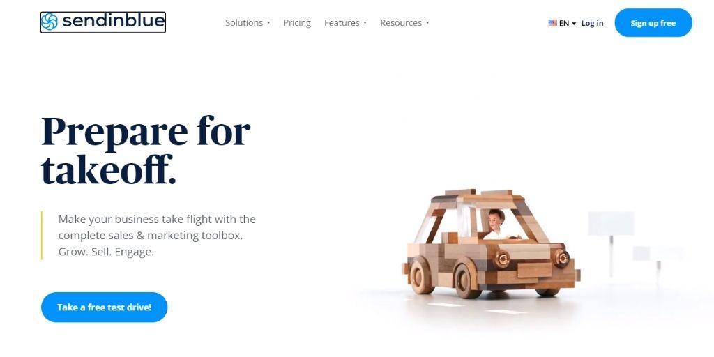 Sendinblue eCommerce WordPress Plugins