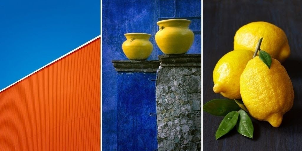 color contrast in photography
