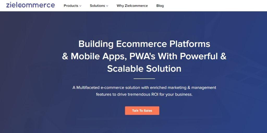 multi-vendor eCommerce marketplace