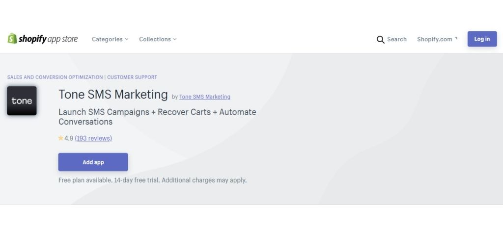 SMS marketing for eCommerce