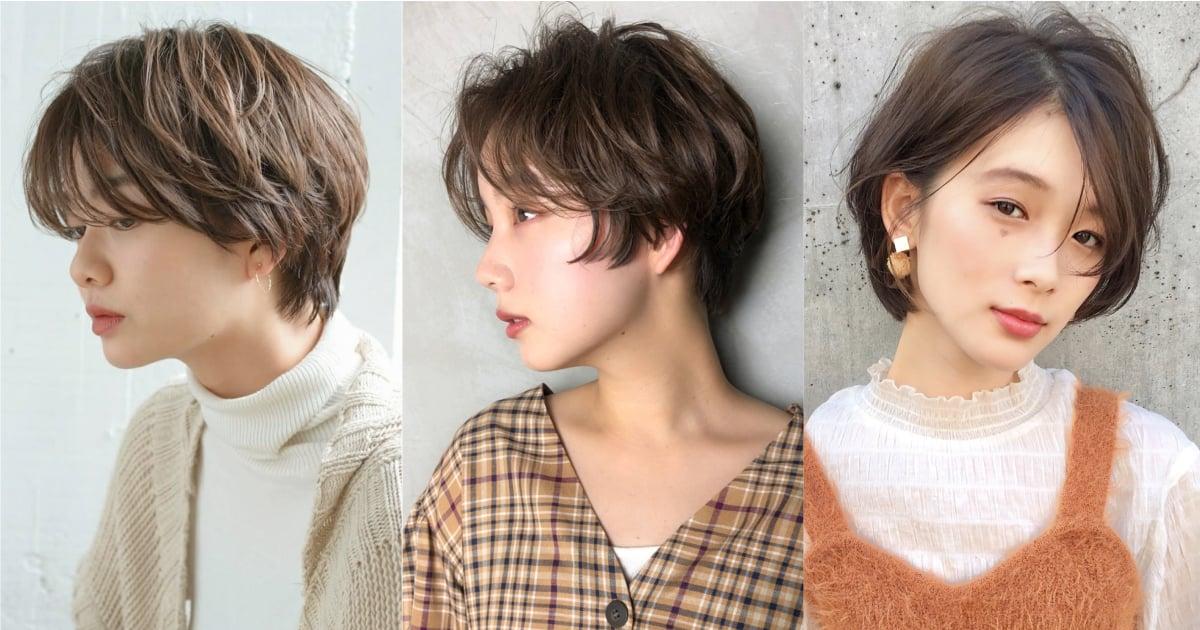 給初次嘗試短髮的女生!新年新髮型就指名日系感的「低層次短髮」 | | 美人計 | 妞新聞 niusnews