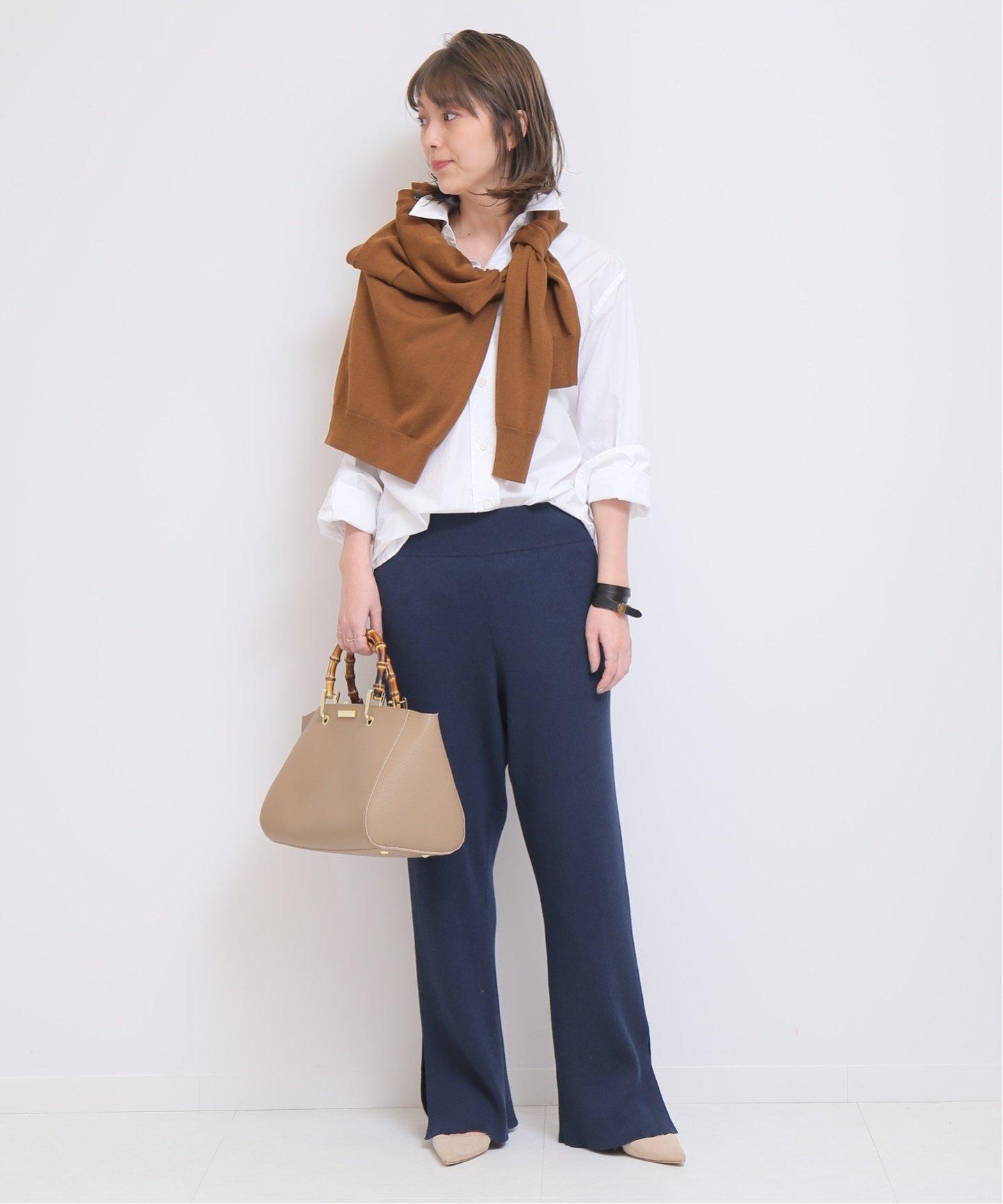 這件就是春日的時髦取向!正式回歸的「小喇叭褲」為你打造大人感身形 | | 美人計 | 妞新聞 niusnews