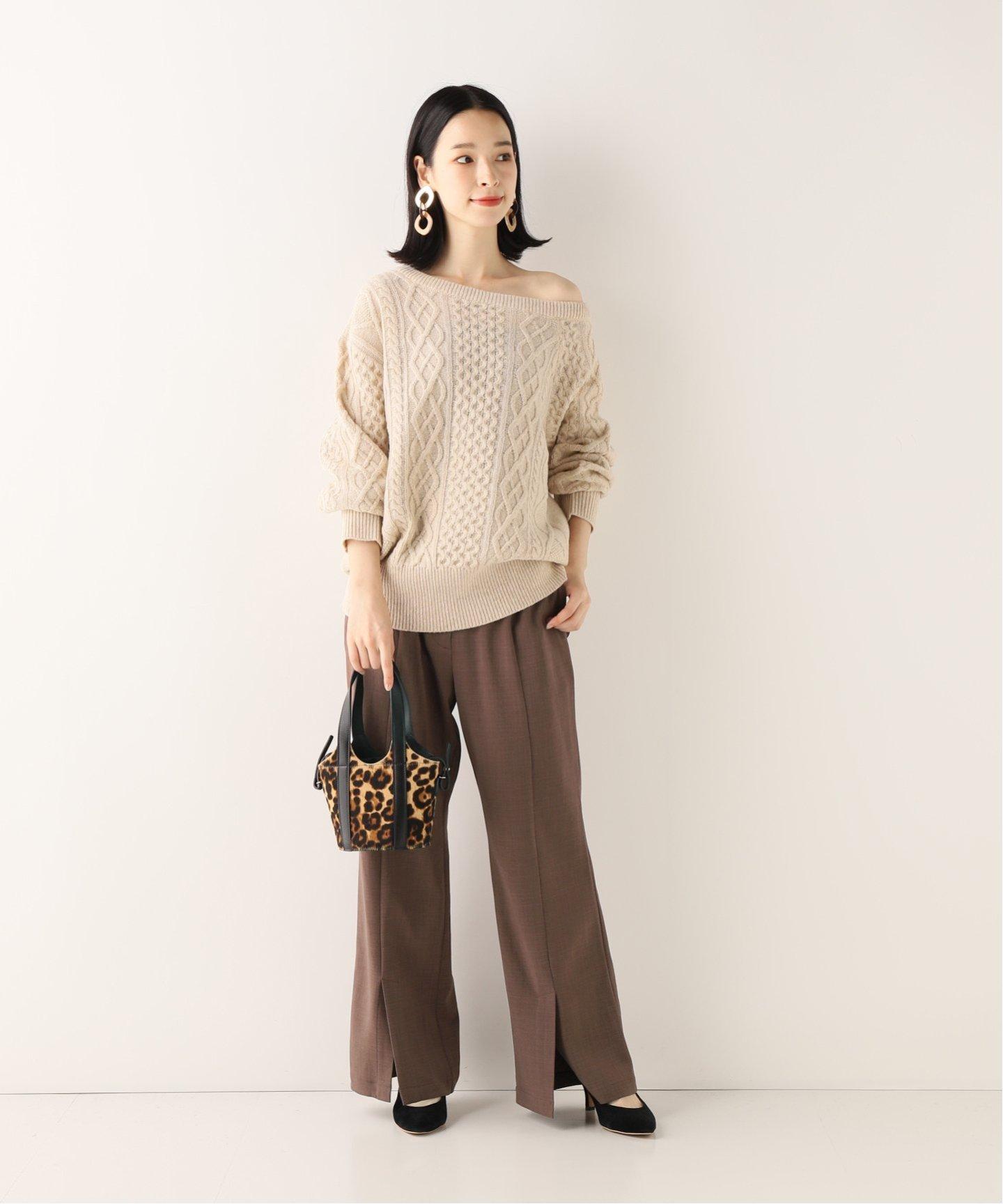 長褲多了開衩剪裁就是時髦! 不同開衩角度穿搭起來哪裡不一樣購入前要先知道 | | 美人計 | 妞新聞 niusnews