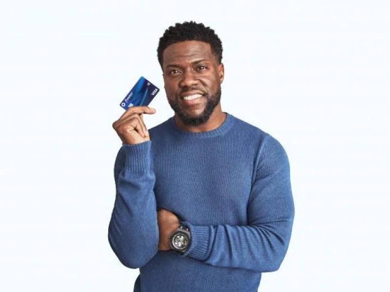 Kevin Hart Fresh From Oscars Controversy Stars In Chase Ads Ad Age