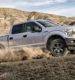 with the f 150 s diesel engine lightweight aluminum body and 10 speed automatic ford looks poised to own the pickup fuel economy crown  [ 1200 x 740 Pixel ]