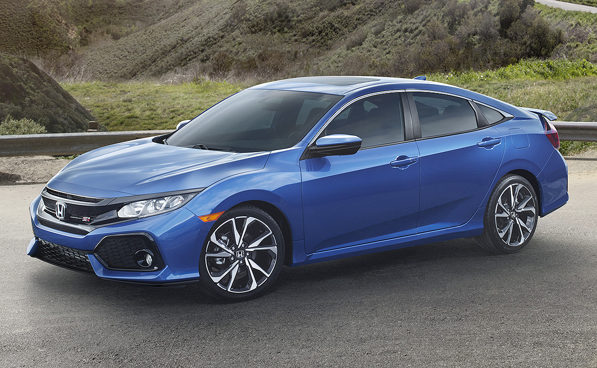hight resolution of the si s engine is the 1 5 liter inline four that honda is putting to use throughout its lineup including other civic models and the cr v crossover