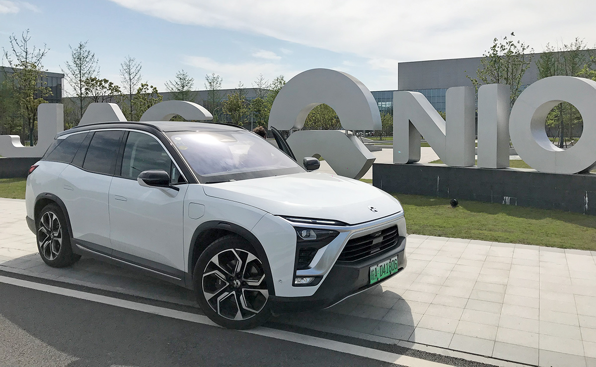 China's Nio has the industry watching