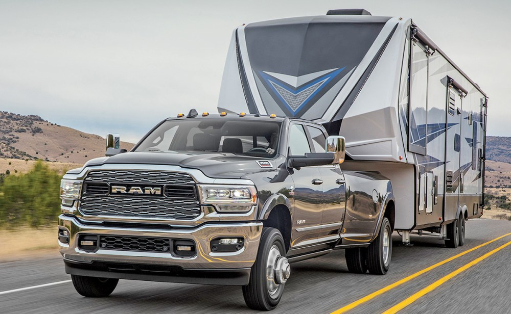 medium resolution of the top of the line ram 3500 will offer an engine rated at 1 000 pound feet of torque an industry first
