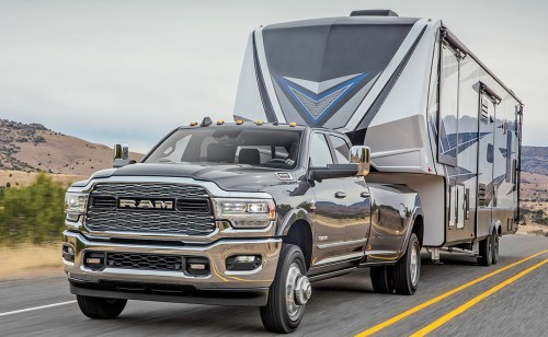 small resolution of the top of the line ram 3500 will offer an engine rated at 1 000 pound feet of torque an industry first