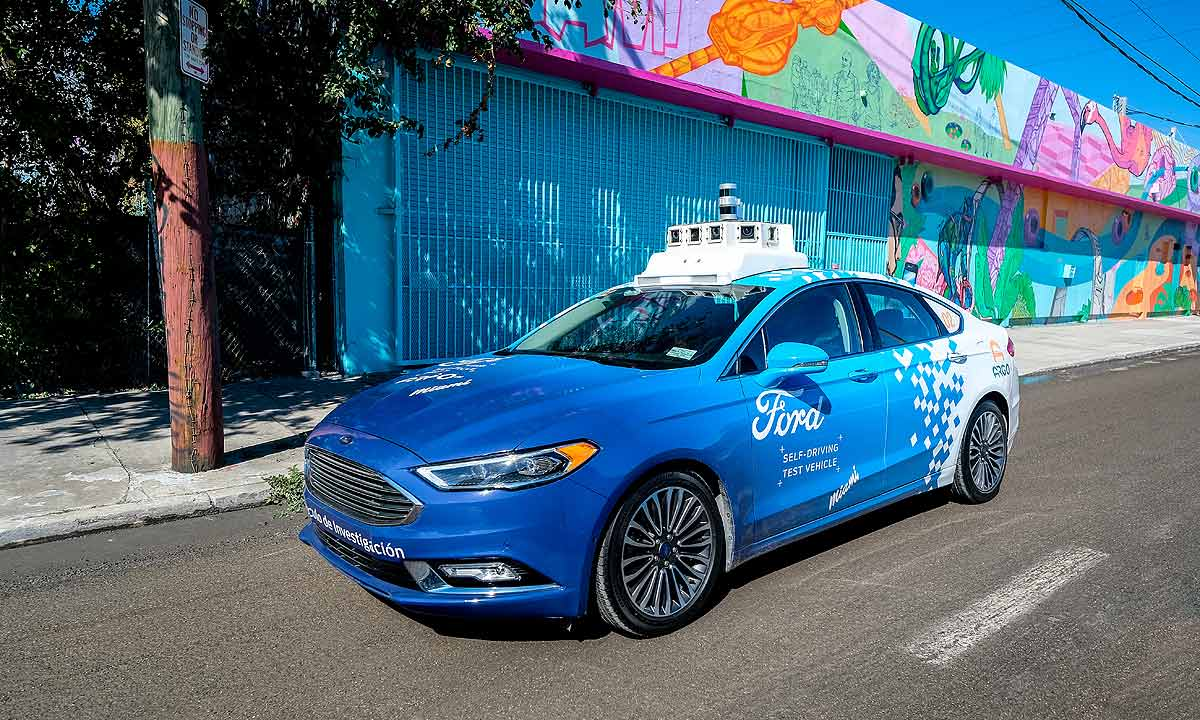 hight resolution of ford s blueprint to turn self driving tech into profits