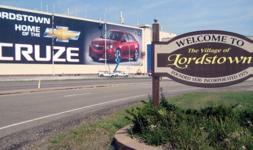 small resolution of detroit on the day ceo mary barra outlined the largest round of job cuts and plant shutdowns in nearly a decade last week general motors also was having