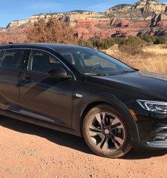 buick raises forecasts for regal wagon [ 1400 x 830 Pixel ]