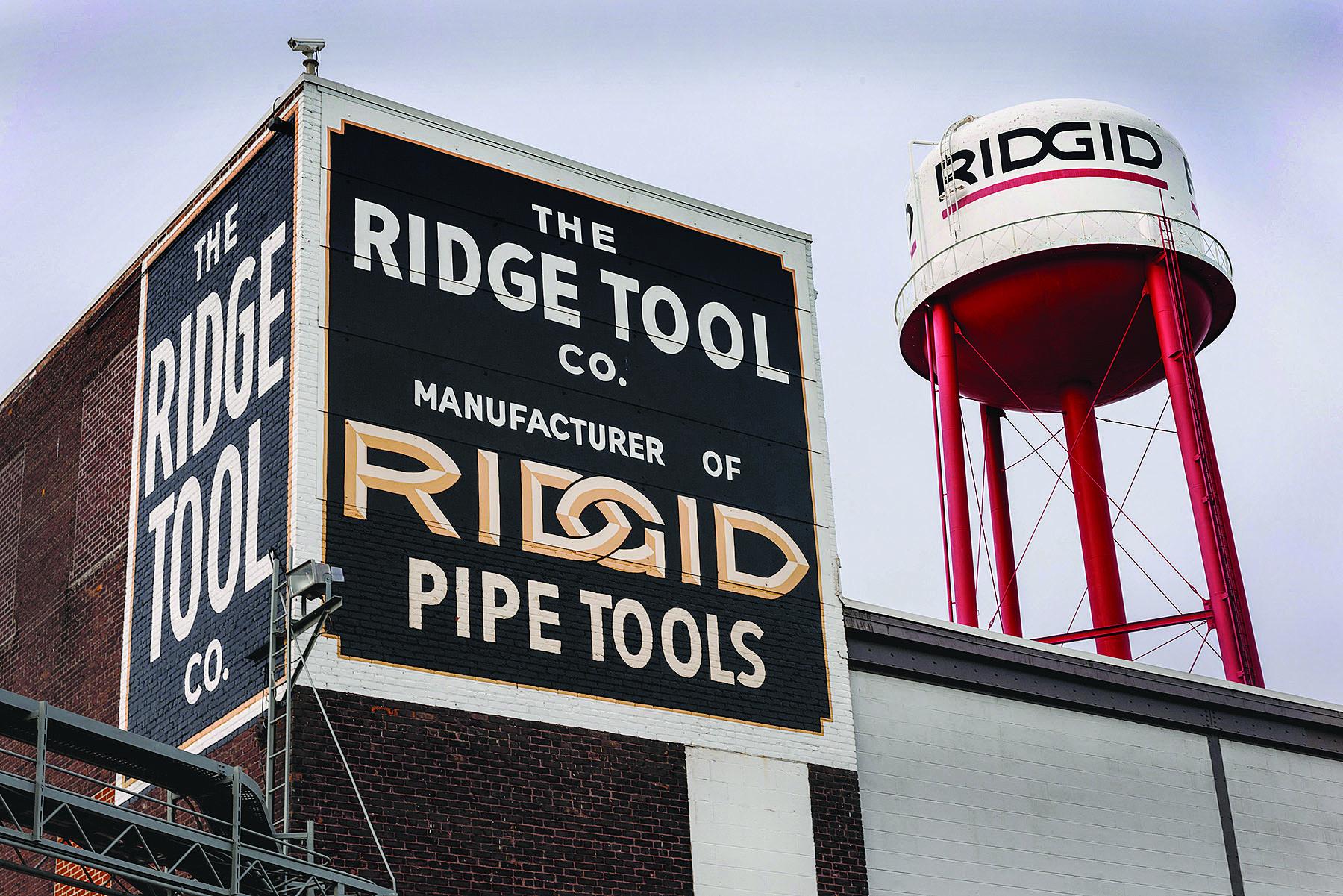 Ridge Tool Elyria Oh