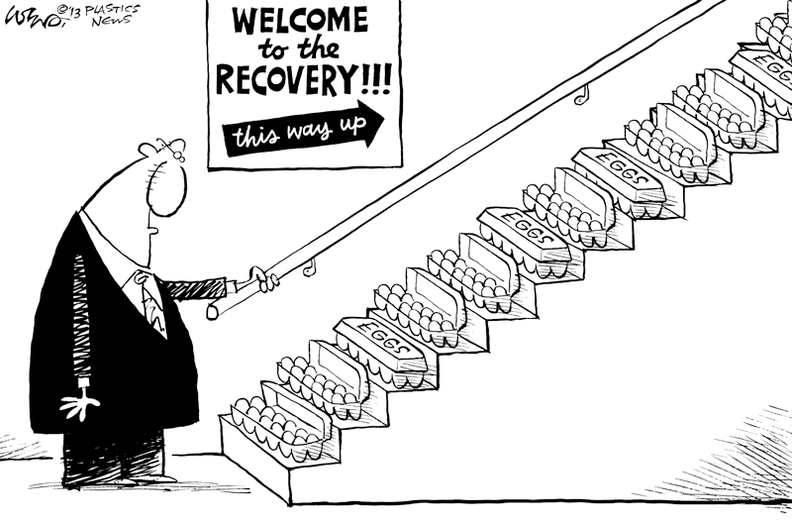Economy-improving;-caution-still-prudent