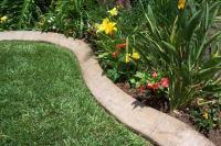 How to Make Concrete Garden Edging - Bob Vila