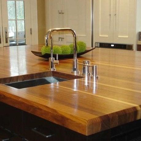 Kitchen Countertop Materials  Bob Vilas Guide  Bob Vila