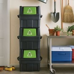 Small Recycling Bins For Kitchen Online Store Rubbermaid Products - Learning To Love ...
