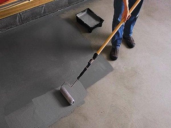 Painting Garage Floors Bob Vila Radio Bob Vila