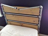 DIY Plumbing Pipe Bed Frame - Bob Vila
