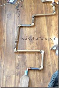DIY Plumbing Pipe Light Fixture - Thumbs Up - Bob Vila