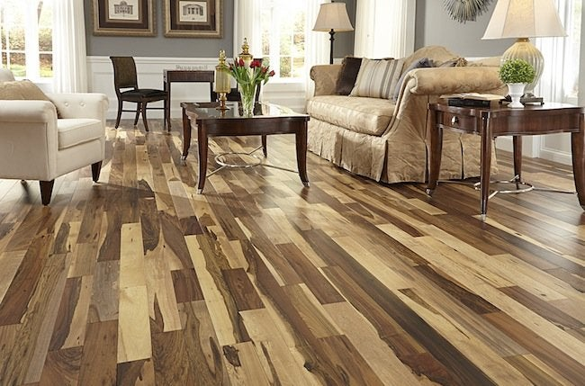 Water Based Urethane Refresher For Hardwood Floors