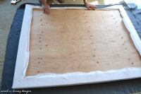 DIY Wingback Upholstered Headboard - Bob Vila