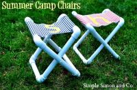 DIY Kids Chairs with PVC Pipe - Bob Vila
