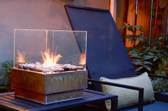 DIY Portable Fire Pit  Genius  Bob Vila